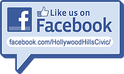 Hollywood Hills Civic Assocation on Facebook